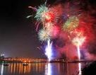 Bắn pháo hoa tầm cao chào mừng Tết dương lịch 2016