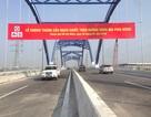 TPHCM: Khánh thành cầu Rạch Chiếc trên đường Vành đai Đông