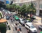 Cấm lưu thông xe một số tuyến đường trung tâm đêm Giao thừa