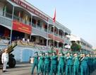 Bí thư Đinh La Thăng dự lễ ra quân huấn luyện năm 2016