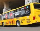 """Mở tuyến xe buýt có tiếp viên """"siêu"""" tiếng Anh"""