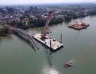 Vụ sập cầu Ghềnh: Chuyển 150 toa tàu mắc kẹt ở Sài Gòn ra Đồng Nai bằng đường bộ
