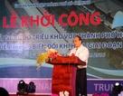 Thủ tướng phát lệnh khởi công dự án chống ngập 10.000 tỷ đồng