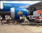 Nạp nhiêu liệu ngầm cho máy bay tại Tân Sơn Nhất