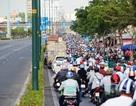 TPHCM: Đề nghị cho xe buýt chạy vào làn xe máy giờ cao điểm