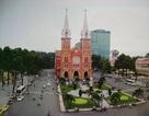 TPHCM tu sửa khẩn cấp Nhà thờ Đức Bà