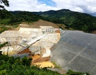 Tổng công ty Phát điện 2: Thuỷ điện Sông Bung 2 vỡ cống dẫn dòng do mưa lớn