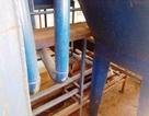 Hà Nội: Bắt quả tang Công ty xả thải chất cực độc Xianua ra môi trường
