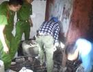 Phát hiện bể ngầm tích trữ 6.000 lít dầu ăn bẩn