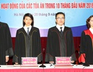 Công bố trang phục mới của Thẩm phán khi xét xử