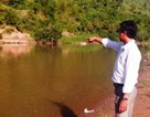 Hai bố con chết đuối khi qua sông thu hoạch chuối