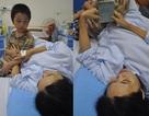 Thương hai chị em có cha tâm thần, mẹ nguy kịch vì ung thư máu
