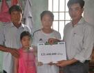 Hơn 121 triệu đồng đến với hai chị em mồ côi Dịu, Hiền
