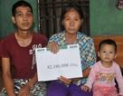Hơn 82 triệu đồng đến với người mẹ khốn khổ có 2 con cùng bị tai nạn giao thông