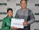 Hơn 94 triệu đồng đến với gia đình anh Lê Hữu Hưng