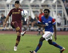 Aguero tỏa sáng, Man City nhấn chìm ĐT Malaysia