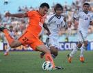 SHB Đà Nẵng có 3 điểm trước đại diện Myanmar