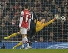 Các khoảnh khắc gục ngã đau đớn của Arsenal