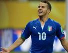 Các khoảnh khắc Italia khốn khổ trước Nhật Bản