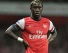 Bacary Sagna để ngỏ khả năng rời Arsenal