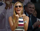 Jelena Ristic, hậu phương vững chắc của Novak Djokovic