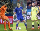 """Đội hình """"sao sáng"""" lỡ World Cup 2014 do chấn thương"""