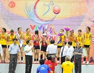 Đội tuyển bóng chuyền nữ Việt Nam vô địch VTV Cup