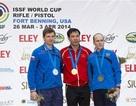 Xạ thủ Hoàng Xuân Vinh được xếp hạng số 1 thế giới