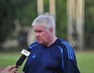 HLV đội tuyển Lào lo lắng trước trận gặp Việt Nam