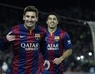 Messi lập công, Barcelona nhọc nhằn hạ Atletico
