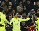 Thắng đậm Bilbao, Barcelona áp sát Real Madrid