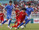 Công Phượng bỏ lỡ cơ hội, Olympic Việt Nam hòa Uzbekistan