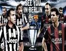 Barcelona - Juventus: Giấc mơ nơi thiên đường