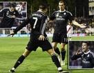 """C.Ronaldo đạt mốc 300 bàn, Real Madrid """"vượt ải"""" Vallecano"""