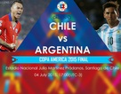Argentina - Chile: Cuộc chiến khốc liệt vì vinh quang