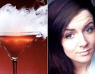 """Cảnh báo về những đồ uống """"tỏa khói"""" nhờ nitơ lỏng"""