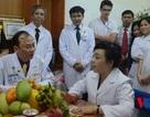 Bộ trưởng Y tế thăm và chúc Tết các bệnh viện tại TP Hồ Chí Minh