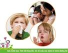 Con yêu hay bị viêm đường hô hấp - Bố mẹ phải làm sao?