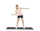 Bài thể dục giúp bạn giảm mỡ vùng cánh tay hiệu quả