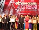 """""""Vinh quang Việt Nam"""" - Tôn vinh tinh thần dân tộc"""