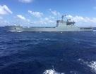 """Tàu chiến Trung Quốc """"gây sự"""" và tai nạn giao thông dồn dập"""