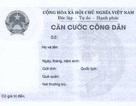 """""""Hình hài"""" thẻ Căn cước công dân được cấp từ ngày 1/1/2016"""