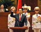 Chủ tịch nước thề giữ vững chủ quyền và Bộ đội Biên phòng bắt tàu Trung Quốc