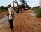 Bộ Tài nguyên và Môi trường chỉ đạo làm rõ vụ vỡ hồ chứa chất thải titan