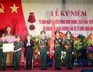 Binh chủng pháo binh nhận Huân chương Bảo vệ Tổ quốc hạng Nhất