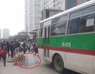 Bị xe khách tông chết trên đường lên Hà Nội thăm con