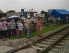 Tàu hỏa tông chết 2 người đi xe máy qua đường ray