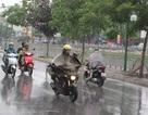 Miền Bắc tiếp tục mưa rào, miền Trung nắng nóng trên 38 độ C