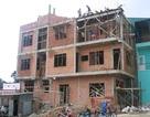 Yêu cầu quận Hoàng Mai xử lý vi phạm xây dựng tại phường Tân Mai