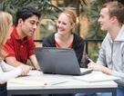 """""""Bí quyết"""" giúp DHS thích nghi nhanh với môi trường học tập mới"""